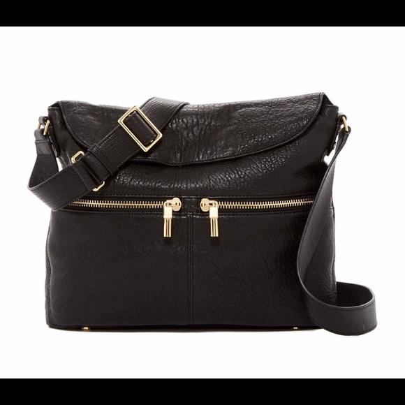 82c6b6fe6ec2 Elizabeth and James Handbags - Elizabeth   James Pebbled Leather Crossbody  Hobo